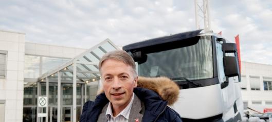 Renault-sjef på plass