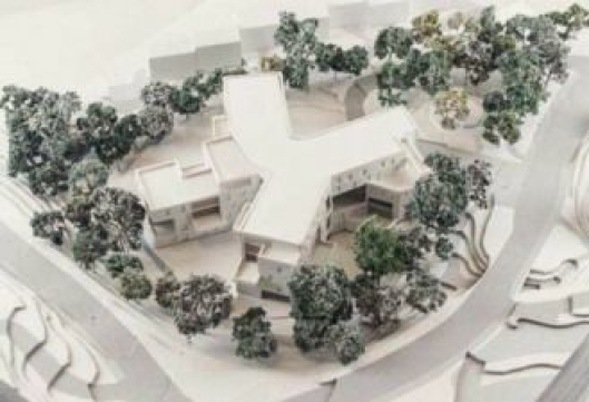 Nye Lindeberg sykehjem skal stå ferdig i 2020.