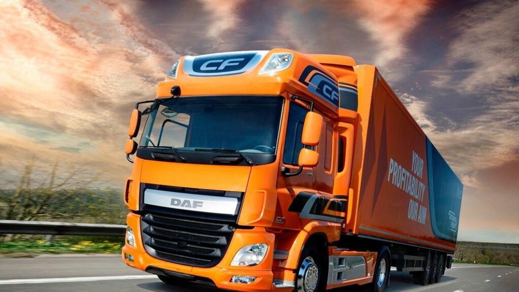 DAF LF-serien er valgt til «Best Distribution Truck» i Storbritannia.