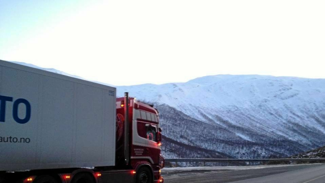 Klintra er ofte å se i det norske landskapet.