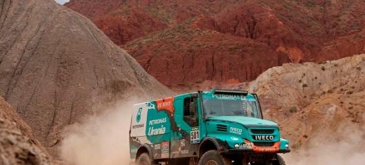 Det nærmer seg Dakar Rally