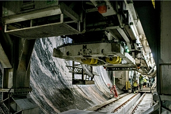 Milliardsprekk på  Ulriken-tunnelen