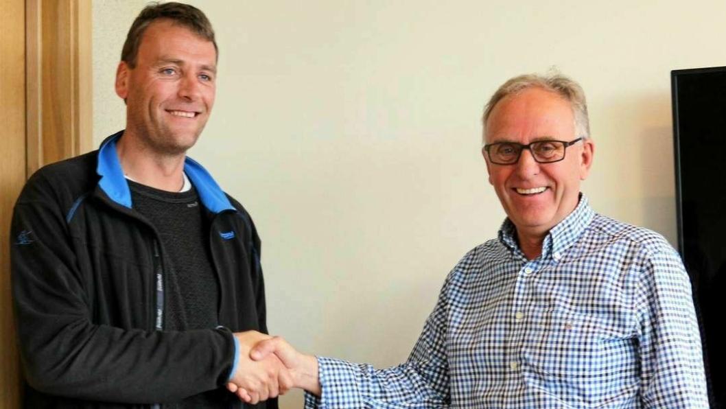 Olav Stangeland er eier i Stangeland Gruppen (50%) og daglig leder i Stangeland Maskin AS. Han har stått for flere oppkjøp av entreprenørbedrifter de to siste årene.