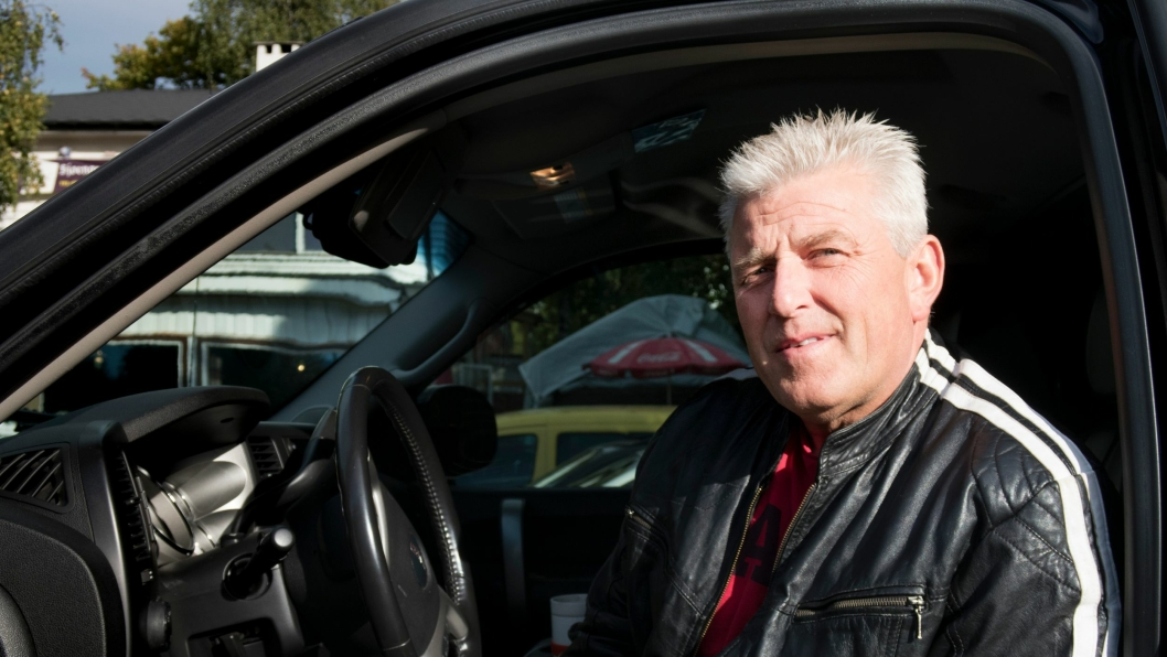 SKADD: Kjell Erik Lilleskjæret ble alvorlig skadd i en arbeidsulykke. Truckføreren og daglig leder hos oppdragsgiver er nå dømt i Borgarting lagmannsrett.