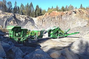 Magne Gitmark & Co tar steget inn i bergverksbransjen