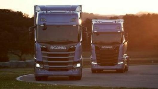 Nye S730 sies å være Scanias største satsing noensinne.