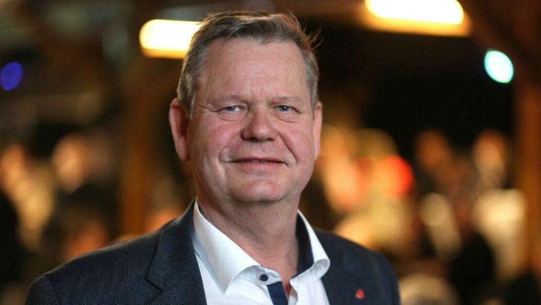 Stortingsrepresentant for Arbeiderpartiet, Odd Omland.
