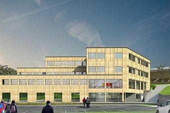 Veidekke skal bygge skole på Askøy