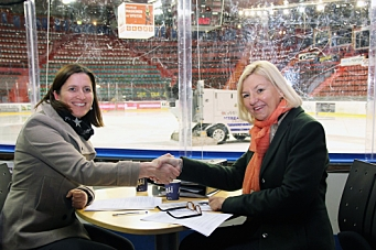 NCC bygger Oslos hovedarena for ishockey