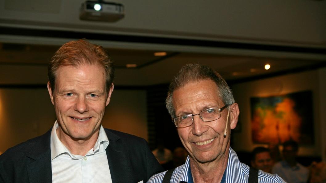 Vegdirektør Terje Moe Gustavsen vil ha med fagforeningene i prosessen.
