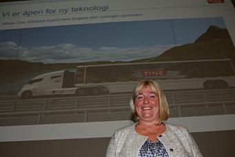 Tine vil redusere årlig transport med 10.000 lass