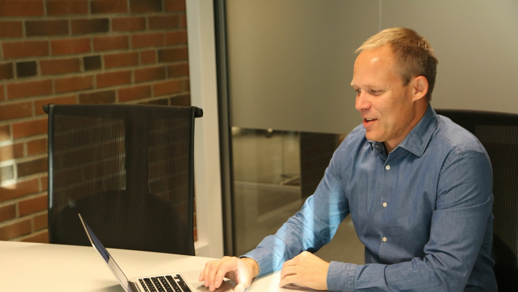 Kevin Gjerstad er ansatt i Powel som CTO (Chief Technology Officer) innenfor skyløsninger.