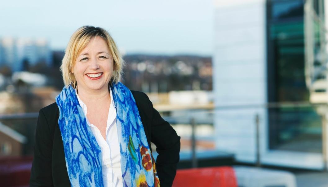 Hilde Nordskogen, direktør for Samferdsel & byutvikling i Rambøll.