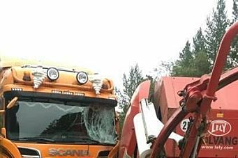 Vlantana-sjåfør foretok farlig forbikjøring