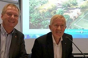 Skrev kontrakt om miljøskole i Horten