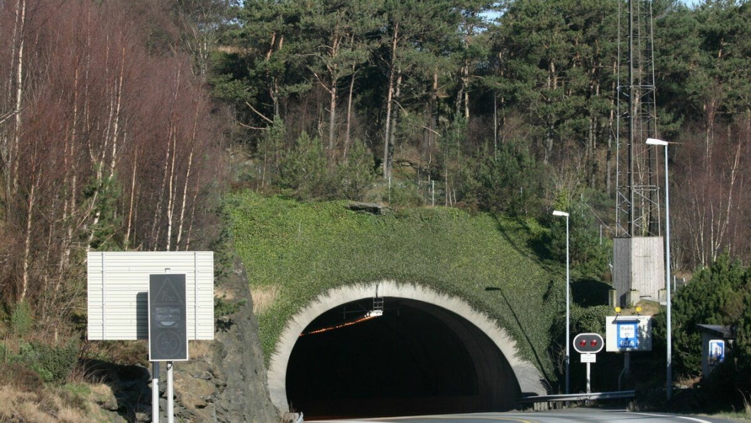 E39 Byfjordtunnelen i Rogaland.