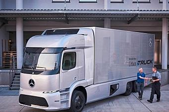 Daimler viser fremtidsvyer
