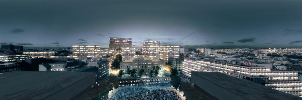 Foto: Nordic - Office of Architecture,