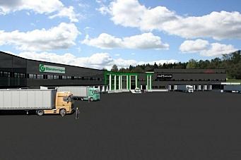 Bygger plantelager for 156 mill. kroner