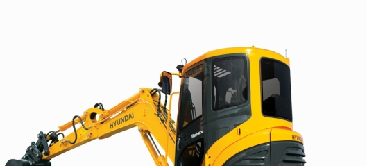 Hyundai og CNH samarbeider om minigravere