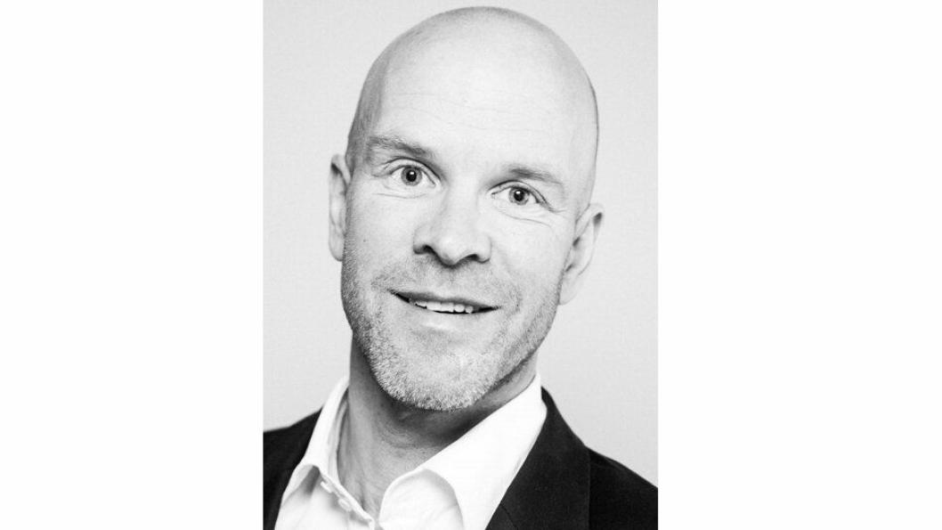 Lars Erik Lund er ansatt som konserndirektør med ansvar for kommunikasjon og samfunnsrelasjoner i Veidekke ASA.