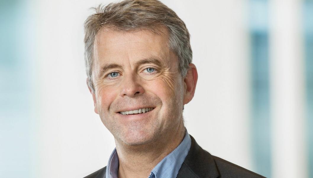 Petter Eiken er ny konserndirektør i Bane Nor SF.