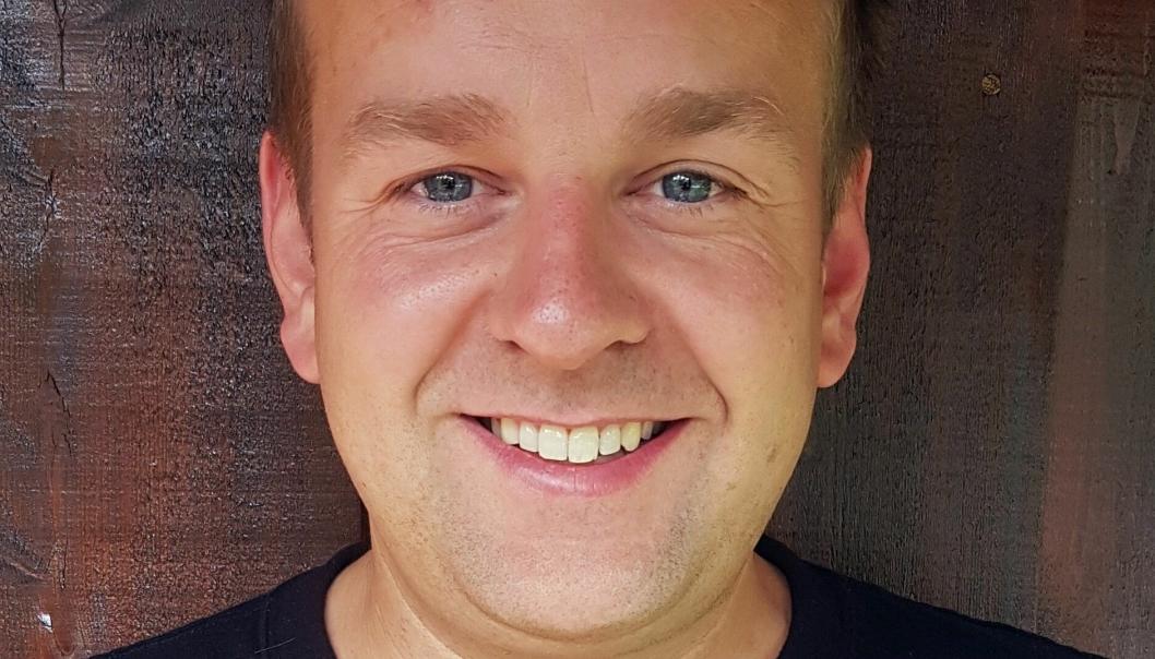 Ole Andreas Bjørnes.