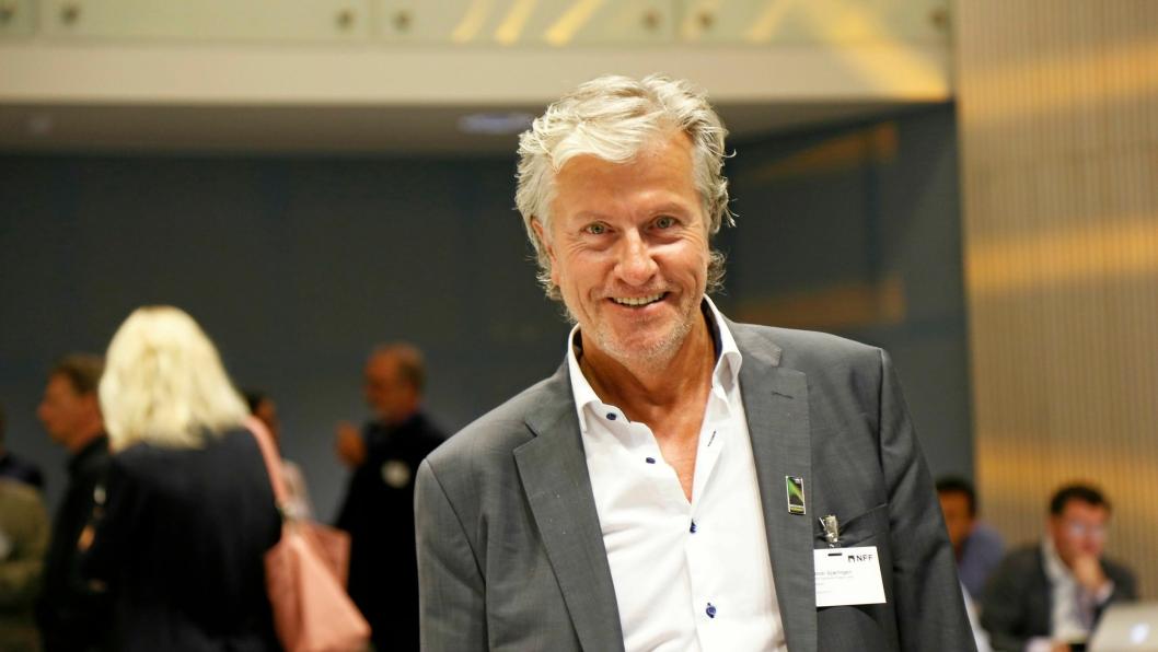 Gunnar Gjæringen.