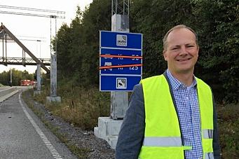 Gratis i Oslofjordtunnelen