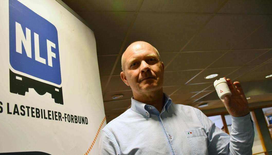 Jens Olaf Rud, prosjektleder i NLF.