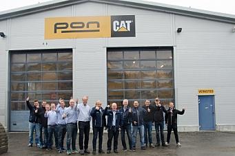 Pon åpnet Ålesund-avdeling