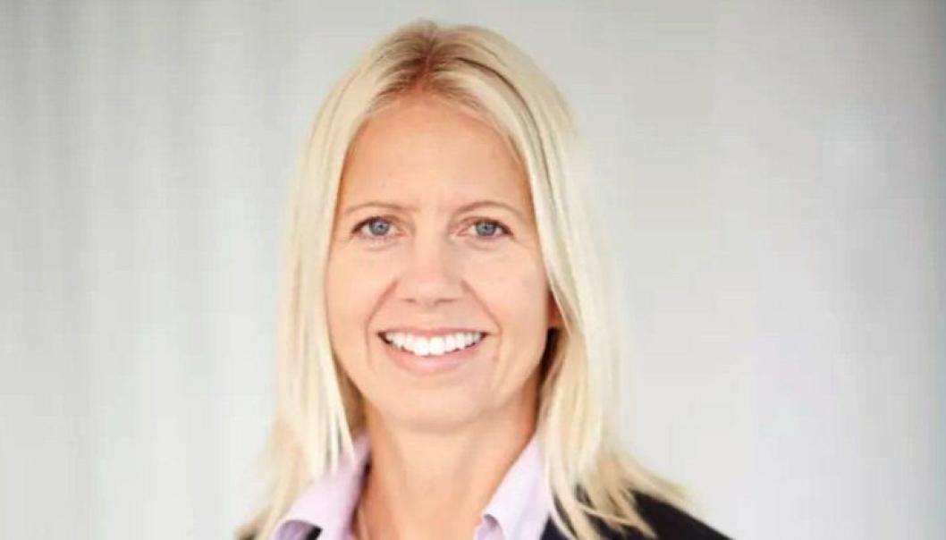 Marie Lantz er ny administrerende direktør for de nordiske landene i Tyrolit.