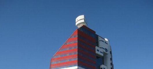 Renoverer kjent kontorbygg i Göteborg