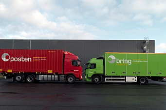 Posten bygger nytt logistikksenter i Bergen