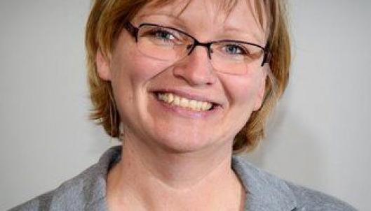 Avdelingsdirektør Bettina Sandvin i Statens vegvesen.
