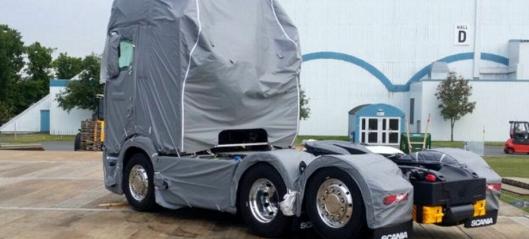 Her er den nye Scania-en