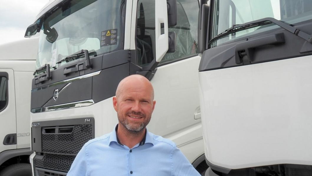 Gunnar Brattli blir ny salgsdirektør i Volvo Norge 1. november 2016.