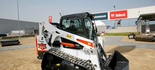 Doosan tar Bobcat på børs