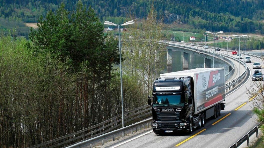 Scania leverer imponerende registreringstall med en lastebilserie som får avløsning om bare to måneder.