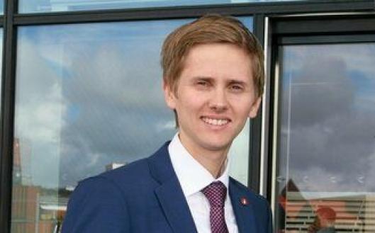statssekretær i Samferdselsdepartementet Reynir Johannesson mener ny teknologi skal gjøre jobben for at Norge skal klare EUs klimamål.