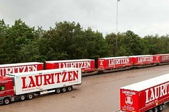 Lauritzen oppruster i Norge