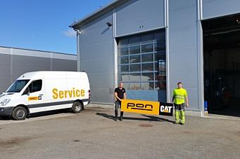 Pon åpner avdeling i Ålesund.