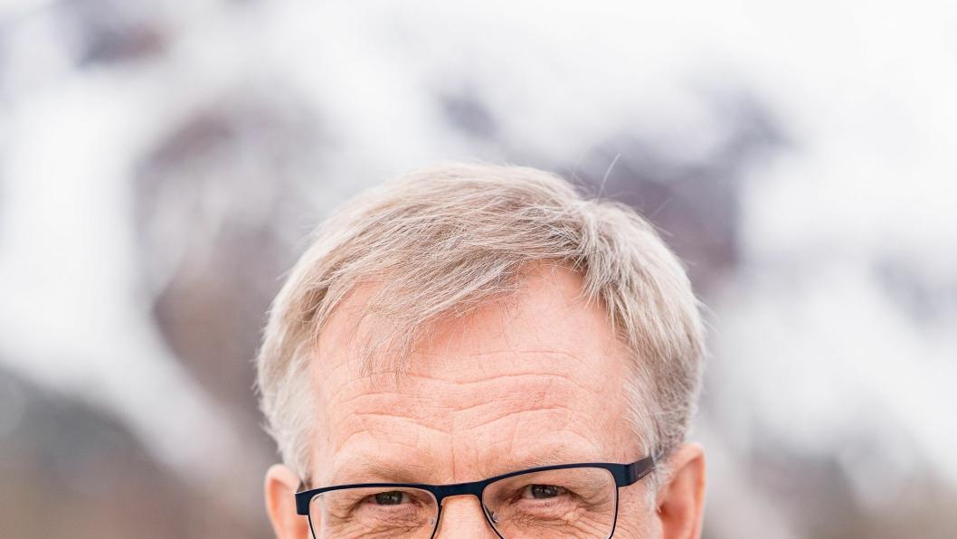 Lars Reitan, daglig leder for Svevia Norge AS, er fornøyd med at selskapet 27. mai 2016 mottok miljø- og kvalitetssertifikatene i henhold til standardene ISO 14001:2015 og ISO 9001:2015.