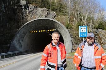 Fire vil fikse tunneler