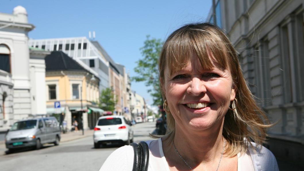 Nye Veiers Anette Aanesland oppfordrer til samhandling og kortere planleggingstid for en rask og smart veibygging.