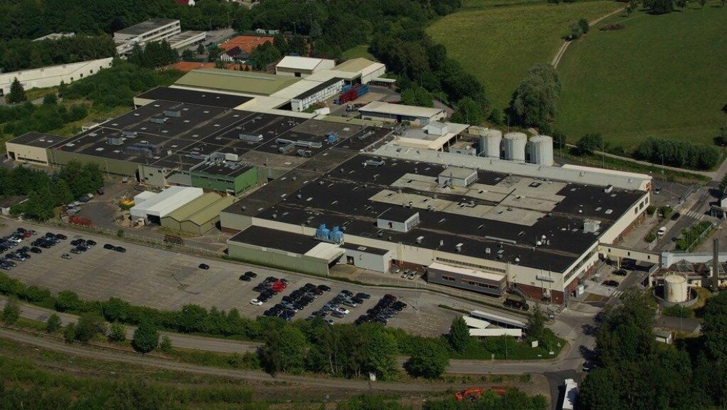 Produksjonsanlegget til tedrive Steering Systems GmbH i Wülfrath i Tyskland.