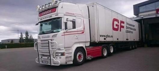 GF Logistikk kjøper Tande Transport