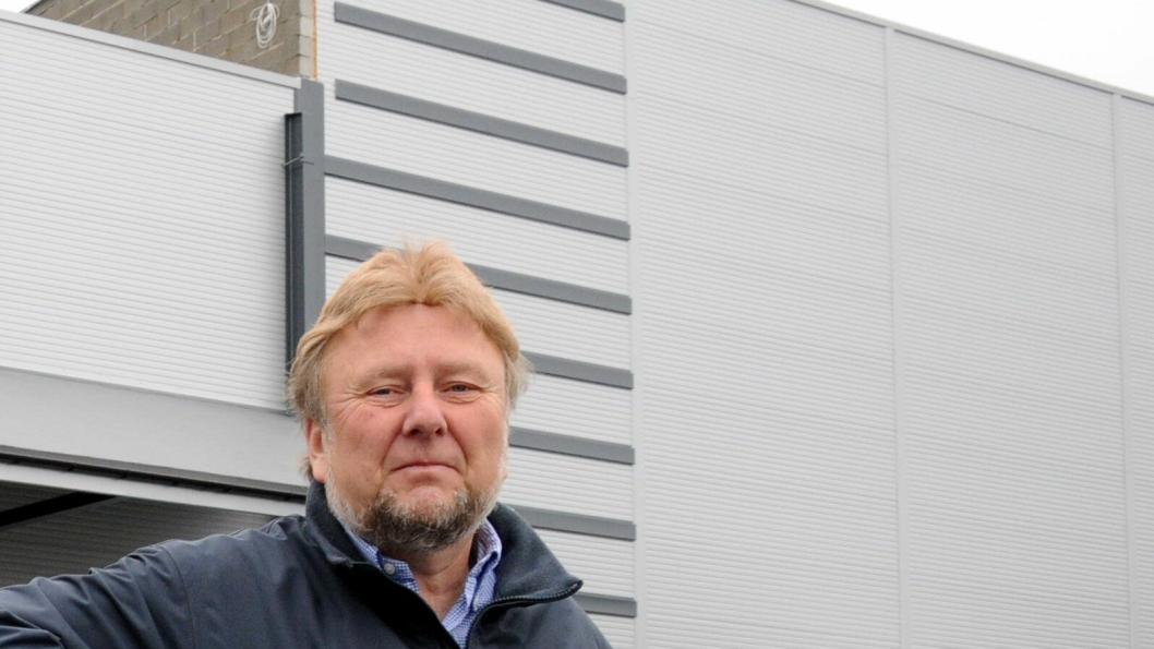 Daglig leder Svein Solli i SpeditionsCompagniet er redd Bring knekker mindre speditører.