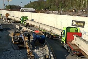 Frakter 4500 tonn betongelementer