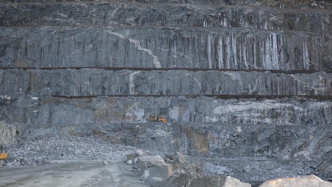 Bilde fra Norsk Stein Jelsa i 2013.